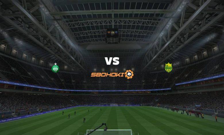 Live Streaming  St Etienne vs Nantes 3 Februari 2021 1