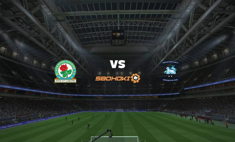 Live Streaming  Blackburn Rovers vs Preston North End 12 Februari 2021 1