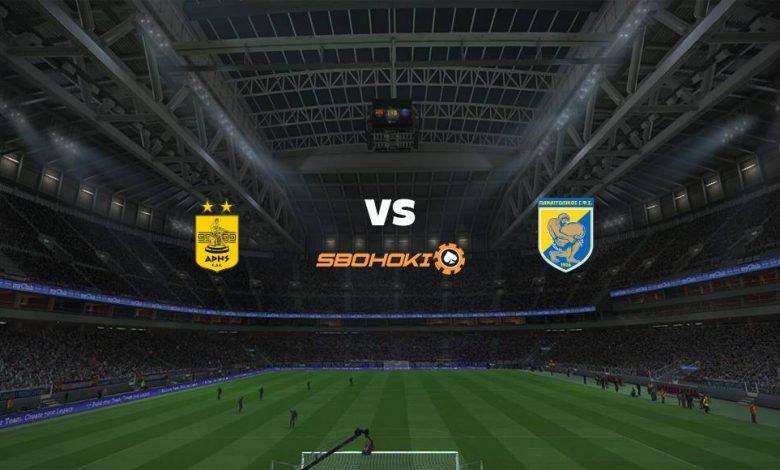 Live Streaming  Aris vs Panetolikos 14 Februari 2021 1