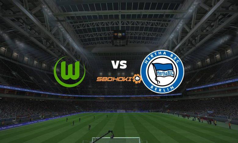 Live Streaming  Wolfsburg vs Hertha Berlin 27 Februari 2021 1