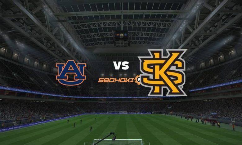 Live Streaming  Auburn Tigers vs Kennesaw State 19 Februari 2021 1