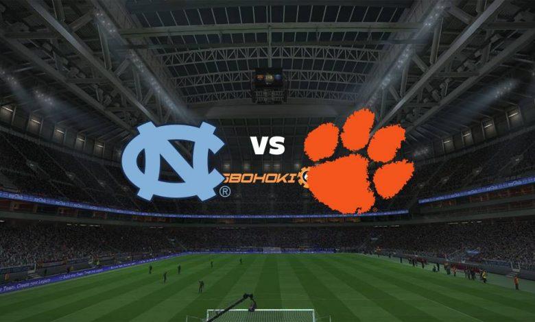 Live Streaming  North Carolina vs Clemson 20 Februari 2021 1
