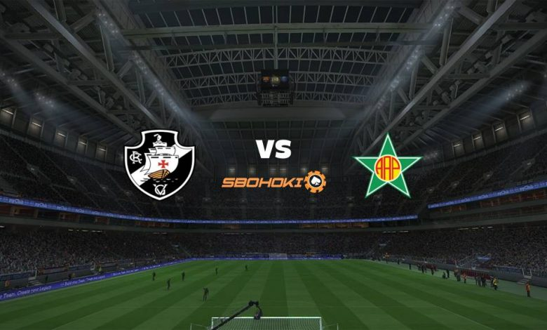 Live Streaming  Vasco da Gama vs Portuguesa-RJ 27 Februari 2021 1