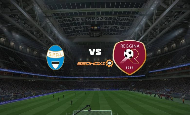 Live Streaming  Spal vs Reggina 27 Februari 2021 1