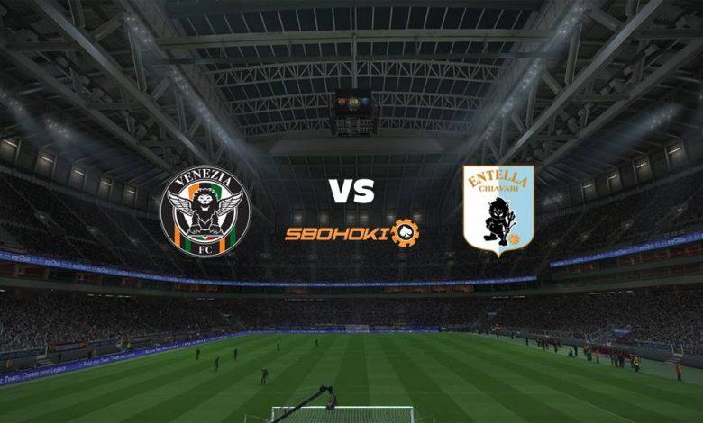 Live Streaming  Venezia vs Virtus Entella 20 Februari 2021 1
