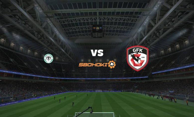Live Streaming  Konyaspor vs Gazisehir Gaziantep 26 Februari 2021 1