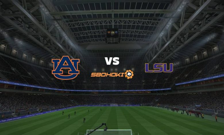Live Streaming  Auburn Tigers vs LSU Tigers 27 Februari 2021 1