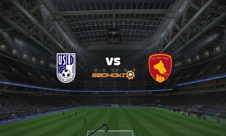 Live Streaming  Dunkerque vs Rodez Aveyron 2 Februari 2021 1