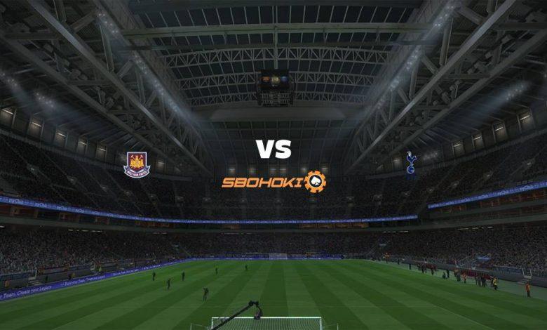 Live Streaming  West Ham United vs Tottenham Hotspur 21 Februari 2021 1