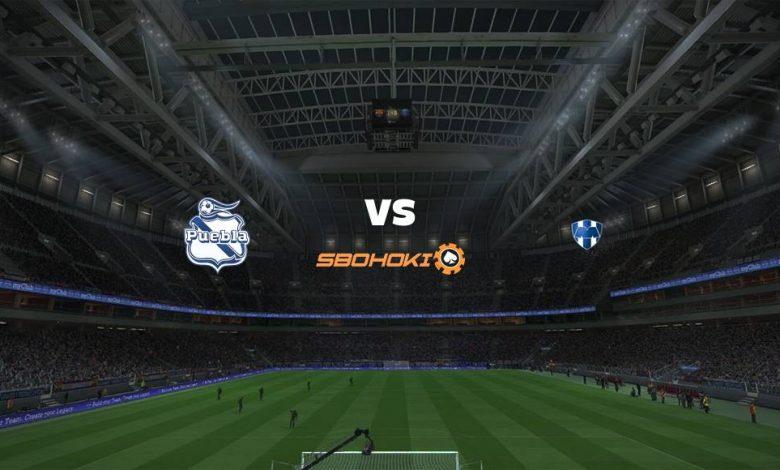Live Streaming  Puebla vs Monterrey 3 Februari 2021 1