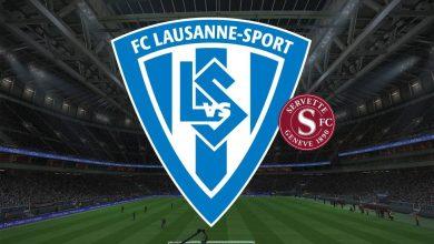 Photo of Live Streaming  Lausanne Sports vs Servette 13 Februari 2021