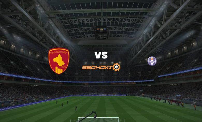 Live Streaming  Rodez Aveyron vs Toulouse 20 Februari 2021 1
