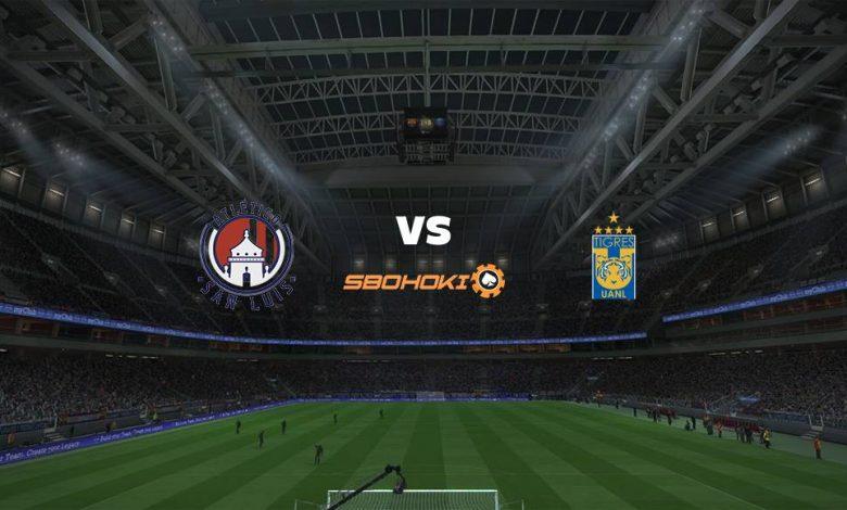 Live Streaming  Atlético San Luis vs Tigres UANL 26 Februari 2021 1