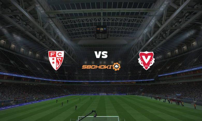 Live Streaming  FC Sion vs FC Vaduz 28 Februari 2021 1
