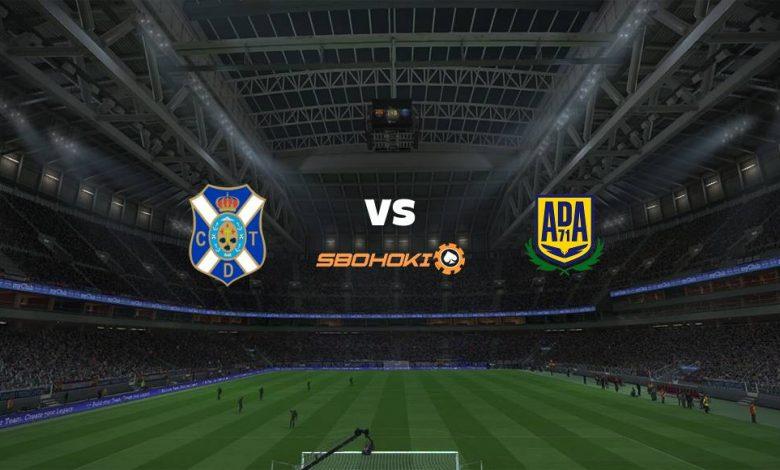 Live Streaming  Tenerife vs AD Alcorcón 28 Februari 2021 1