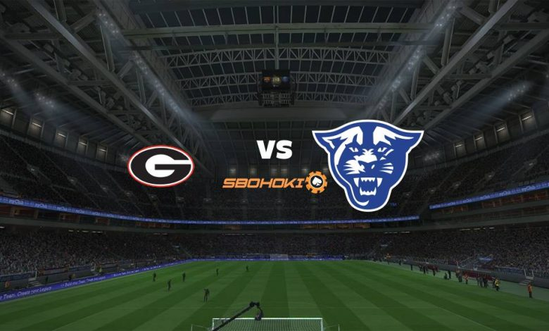 Live Streaming  Georgia Bulldogs vs Georgia State 28 Februari 2021 1