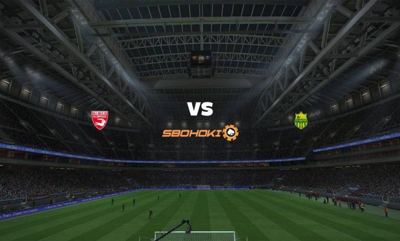 Live Streaming  Nimes vs Nantes 28 Februari 2021 1