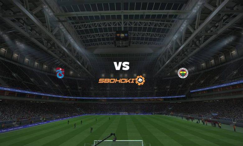 Live Streaming  Trabzonspor vs Fenerbahce 28 Februari 2021 1