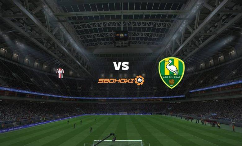 Live Streaming  Willem II vs ADO Den Haag 7 Februari 2021 1