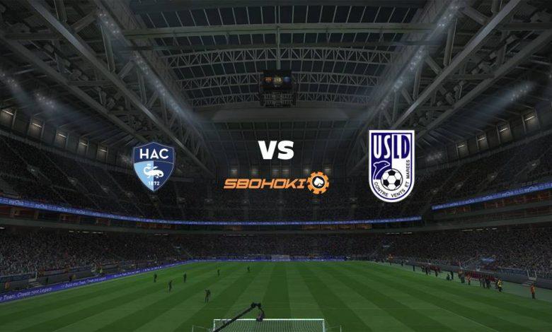 Live Streaming  Le Havre AC vs Dunkerque 20 Februari 2021 1