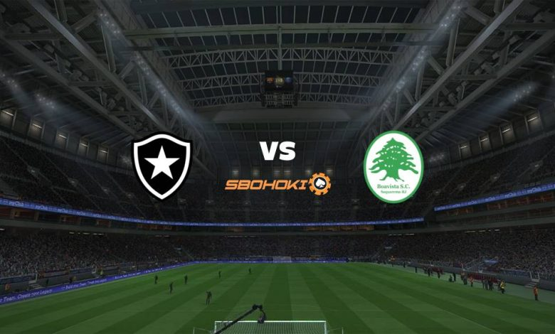 Live Streaming  Botafogo vs Boavista 27 Februari 2021 1