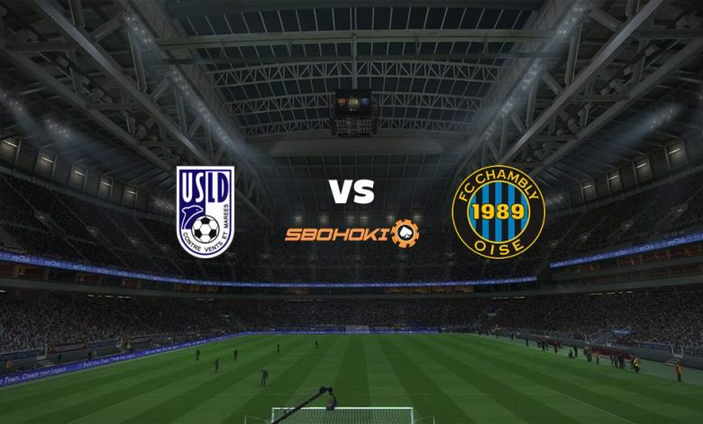 Live Streaming  Dunkerque vs FC Chambly 27 Februari 2021 1