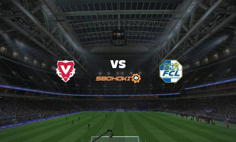 Live Streaming  FC Vaduz vs FC Luzern 24 Februari 2021 1