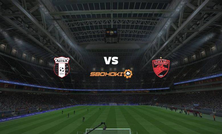 Live Streaming  FK Astra Giurgiu vs Dinamo Bucuresti 21 Februari 2021 1