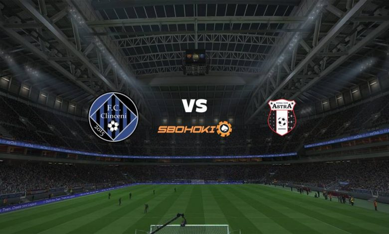 Live Streaming  Academica Clinceni vs FK Astra Giurgiu 27 Februari 2021 1