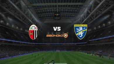 Photo of Live Streaming  Ascoli vs Frosinone 9 Februari 2021