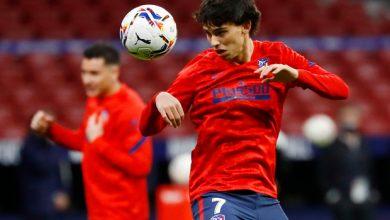 Photo of Joao Felix Terkena Covid-19, Atletico Madrid Meringis