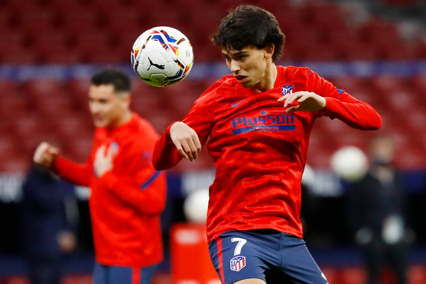 Joao Felix Terkena Covid-19, Atletico Madrid Meringis 1