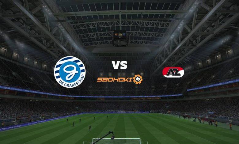 Live Streaming  De Graafschap vs Jong AZ 26 Februari 2021 1