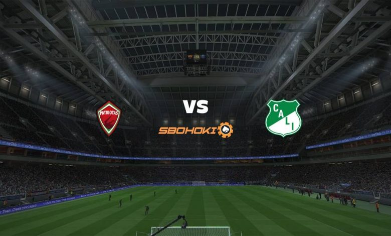 Live Streaming  Patriotas vs Deportivo Cali 7 Februari 2021 1