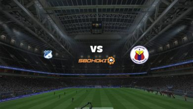 Photo of Live Streaming  Millonarios vs Deportivo Pasto 18 Februari 2021
