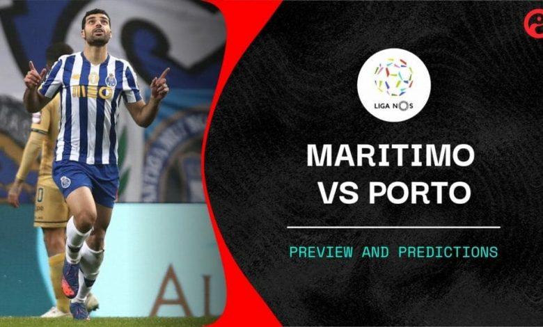 Prediksi Liga Portugal: Maritimo vs FC Porto 1