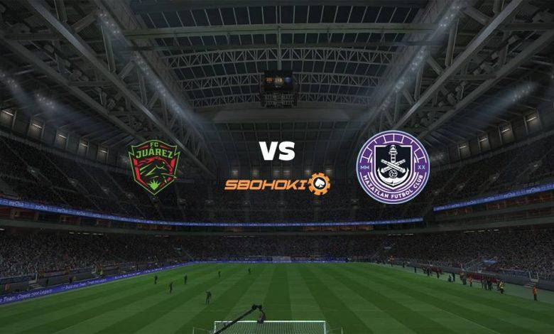 Live Streaming  FC Juarez vs Mazatlán FC 20 Februari 2021 1