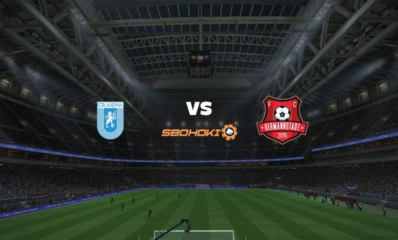 Live Streaming  Universitatea Craiova vs Hermannstadt 19 Februari 2021 1