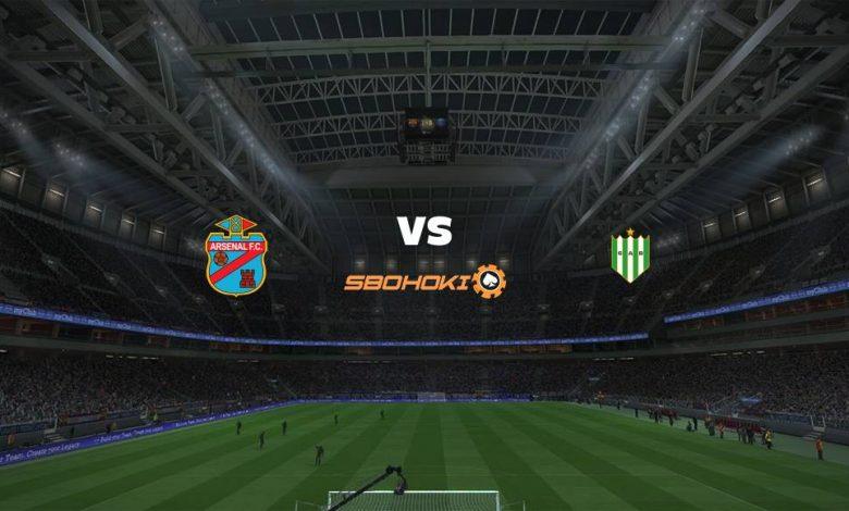 Live Streaming  Arsenal de Sarandí vs Banfield 20 Februari 2021 1