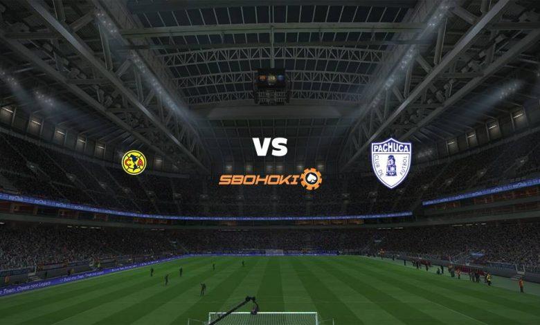 Live Streaming  América vs Pachuca 28 Februari 2021 1
