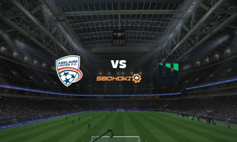 Live Streaming  Adelaide United vs Western United 24 Februari 2021 1