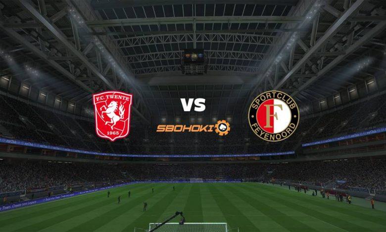 Live Streaming  FC Twente vs Feyenoord 21 Februari 2021 1