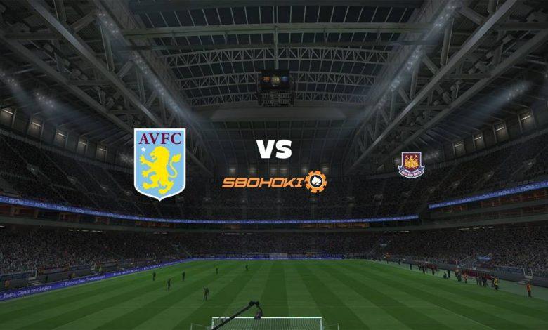 Live Streaming  Aston Villa vs West Ham United 3 Februari 2021 1