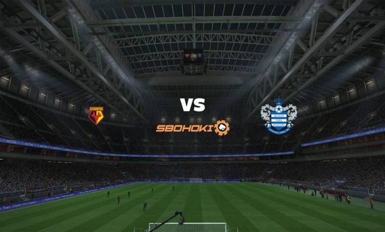Live Streaming  Watford vs Queens Park Rangers 1 Februari 2021 1