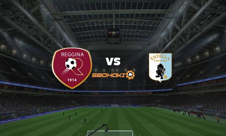 Live Streaming  Reggina vs Virtus Entella 10 Februari 2021 1