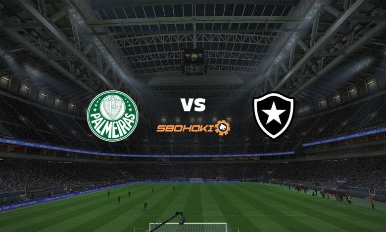 Live Streaming  Palmeiras vs Botafogo 2 Februari 2021 1