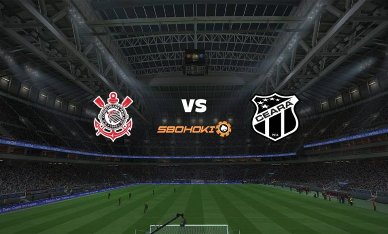 Live Streaming  Corinthians vs Ceará 4 Februari 2021 1