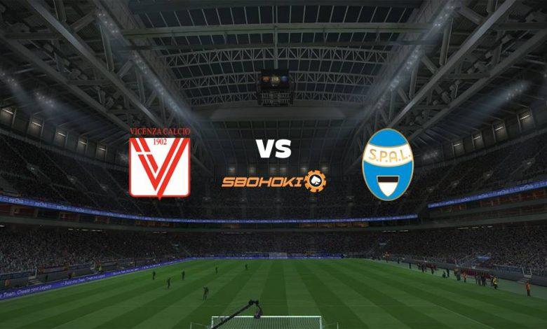 Live Streaming  Vicenza vs Spal 20 Februari 2021 1