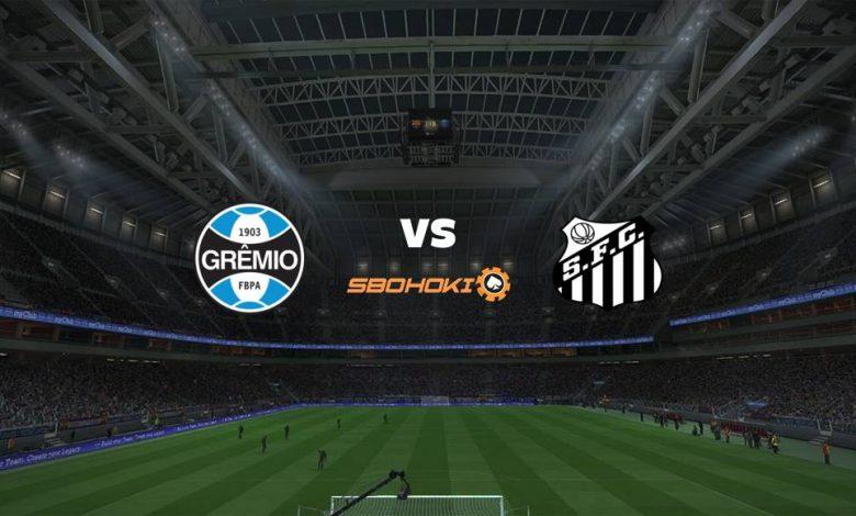Live Streaming  Grêmio vs Santos 3 Februari 2021 1