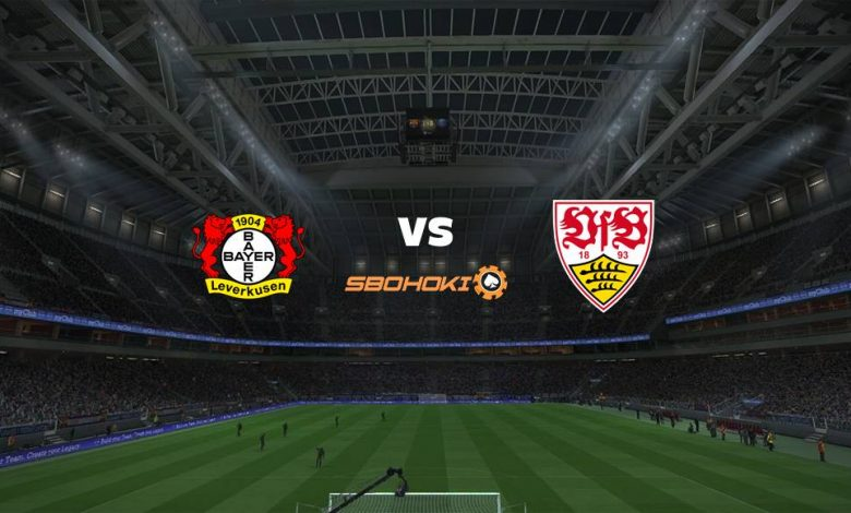 Live Streaming  Bayer Leverkusen vs Stuttgart 6 Februari 2021 1